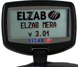 Elzab Mera F wyświetlacz