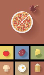 oprogramowanie dla pizzerii podział pizzy